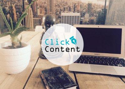 Click Content